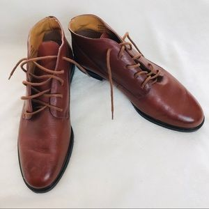 Hush Puppies Leather Shoes 10W